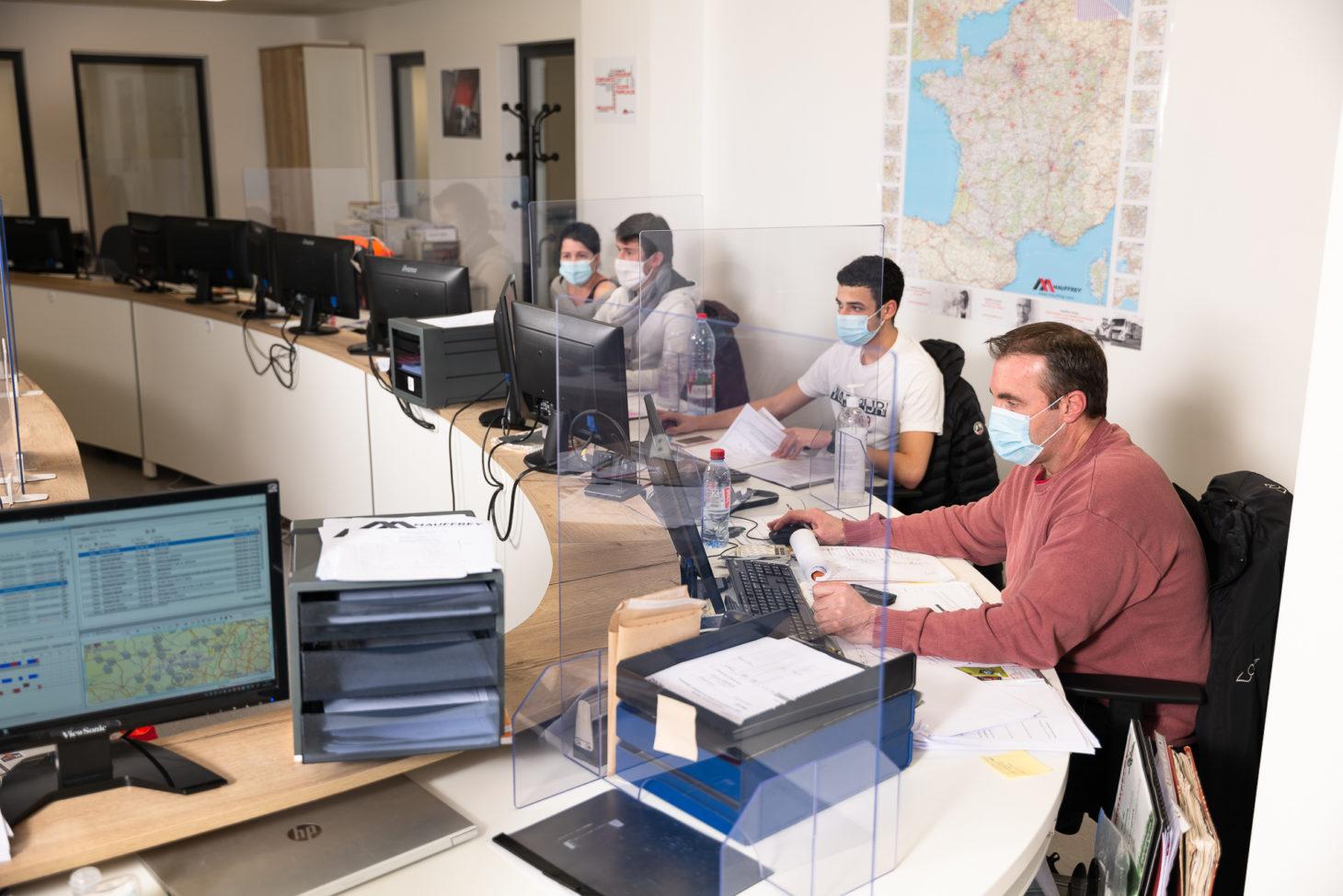 Métier Mauffrey Sas Bureau En Situation Fév 2021